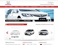 Site Taiyo Honda