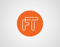 Marca e Material de Papelaria: Fernanda Tognon