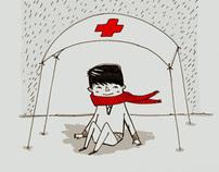 Día de la Banderita Cruz Roja Colombiana