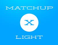 Matchup Light // Free Font