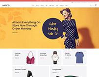 BigCommerce Theme & Shopify Theme for Fashion stores