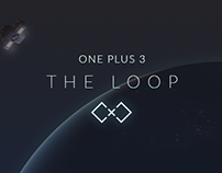 OnePlus: The Loop VR - App Design