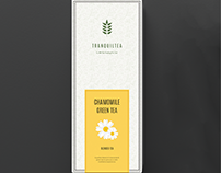 Tranquil Tea - Package Design