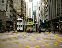 Street Snap In HK