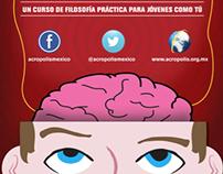 Nueva Acrópolis Poster