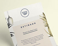 Chalet, wicked tableware identity