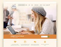 Cassetto Culturale - Brand Design - Web Design