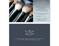 Luxe Branding and Collateral