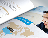 Corporate Report Brochure