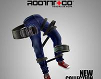 Roott + co Colombia 1°Colección 2016