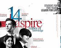 Branding of IIEBM, Pune's premier management institute