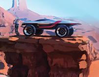 Tesla Concept Mercury