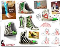 2 Piece- Reebok Boxing (footwear)