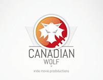 Logo Design \ Canadian Wolf