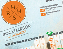 RHHS Calendars // Costa Mesa, CA