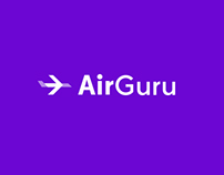 AirGuru: Identity & App Design