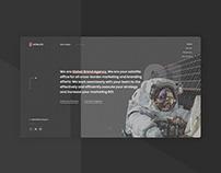 Satellite - Branding Agency. Logo & Website Design.