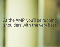 AMP Advertising Campaign