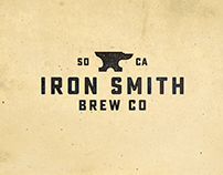 Brewery Logo and Label Design