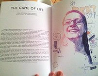 The Game of Life: Popshot Magazine, Birth Issue