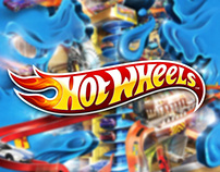 Hotwheels · Wall Tracks