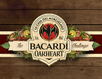 Bacardi Oakheart: Spice Things Up