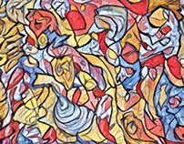1995-1996 doodle