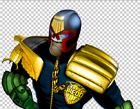 Judge Dredd Design