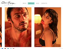 Delia Marquez/ Portfolio website