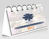 Ashoka Calendar 2013