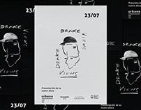 Festival de arte urbano - Urban art festival / Drake
