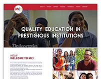 Web Site / MCI