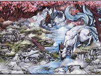 Bushido.44 color page