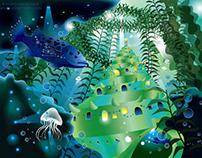 Fantasy (Kimiko Umekawa) Adobe Illustrator