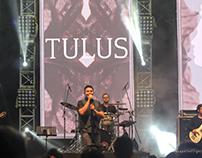 Tulus at Synchronize Festival, 30 Oktober 2016