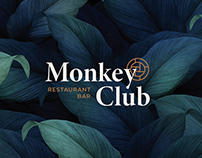 Monkey Club - Brand Identity