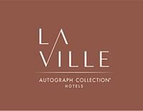 La Ville Dining Websites