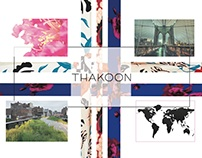 Fashion Illustration Project for Thakoon