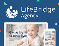 LifeBridge Agency website
