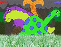 Dinosaurs! RAWR!!!!
