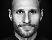 Portrait Retouch  German National Soccer Legends