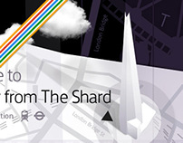 The View from The Shard: parallax scrolling microsite