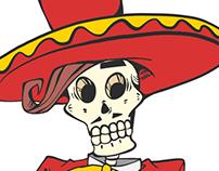 Esqueleto Charro