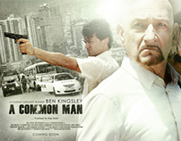 A Common Man - Movie Posters