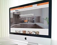 R. Christensen Tømrer og Snedker - Responsive Website