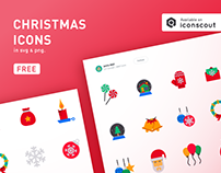 freebies!! Christmas Icons