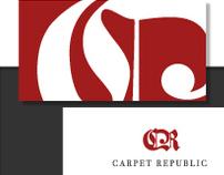 Carpet Republic Logo Design