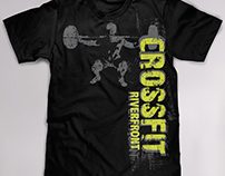 Apparel Design - CrossFit Riverfront