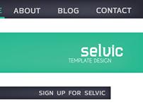 selvic -web design