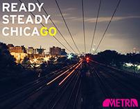 Metra Ad Campaign